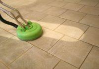 pulizia pavimento